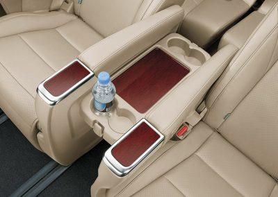 Alphard Type Q 3.5 Seat