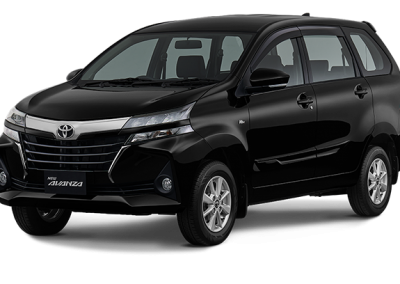 Avanza Black Metallic